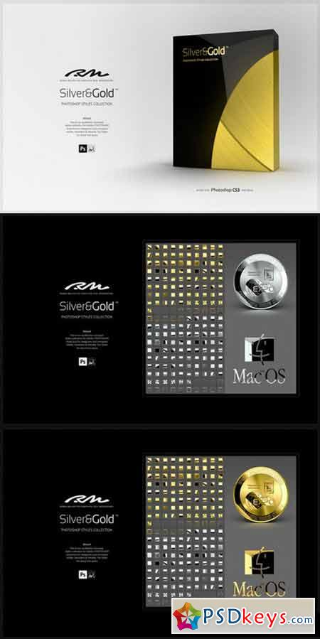 RM Silver & Gold 251391