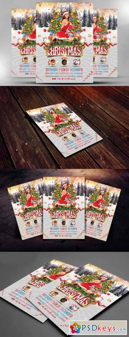 Christmas Flyer 398659