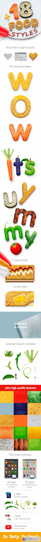18 Food Styles 13394989