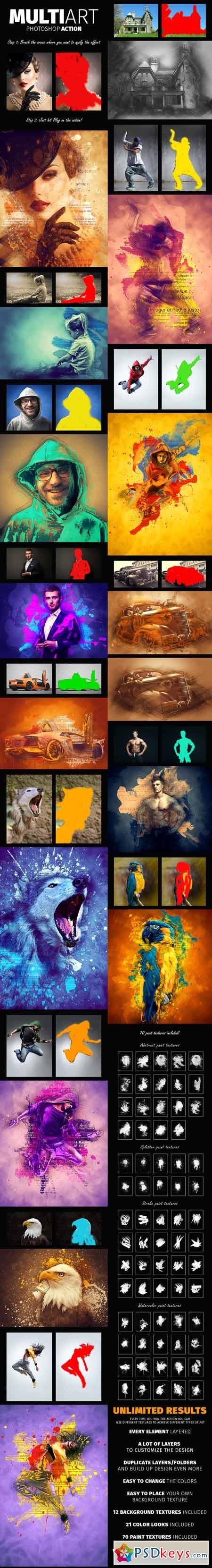Adobe Photoshop CC 2017 32/64 Bit download torrent ...