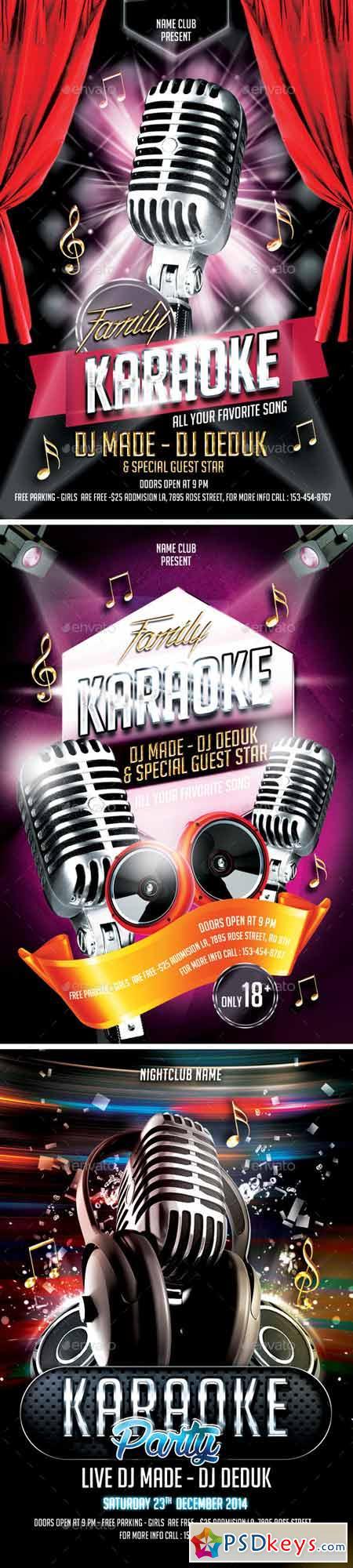 Karaoke Bundle 9289191