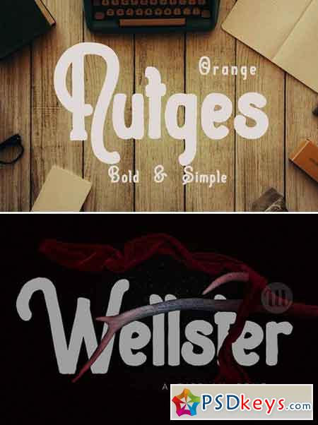 Wellster Handdrawn Typeface 420729