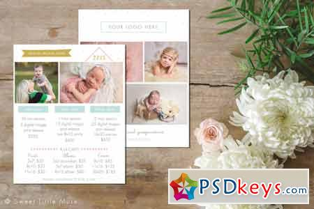 Photography Price Guide Template 313795
