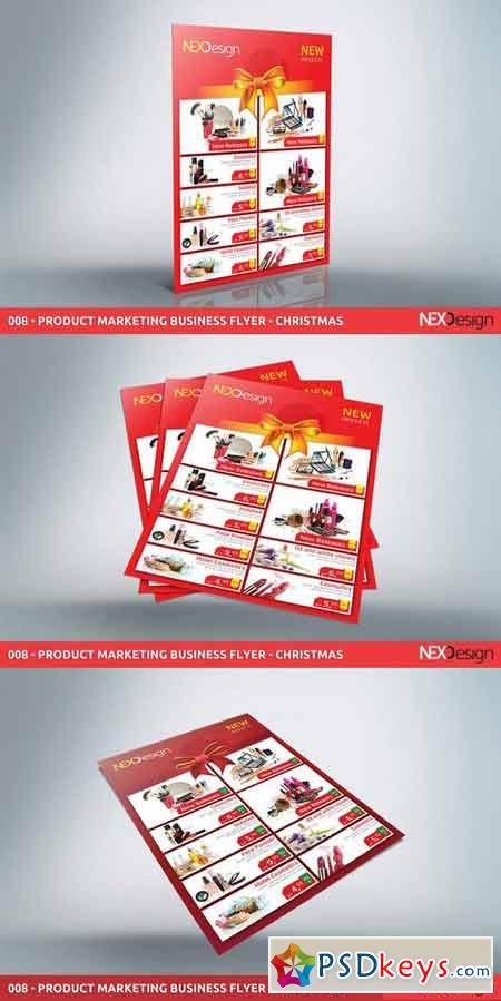 Product Flyer - Christmas 400478