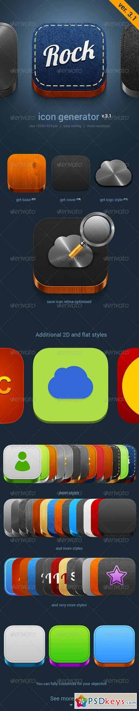 App Icon Generator V.3.2 6654272