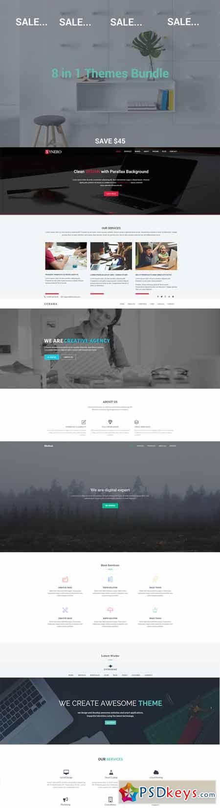 8 in 1 Theme 380380