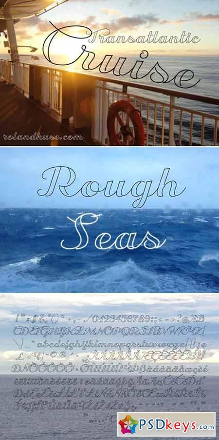 Transatlantic Cruise 423578
