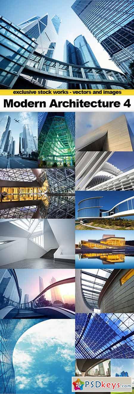 Modern Architecture 4 - 15xUHQ JPEG