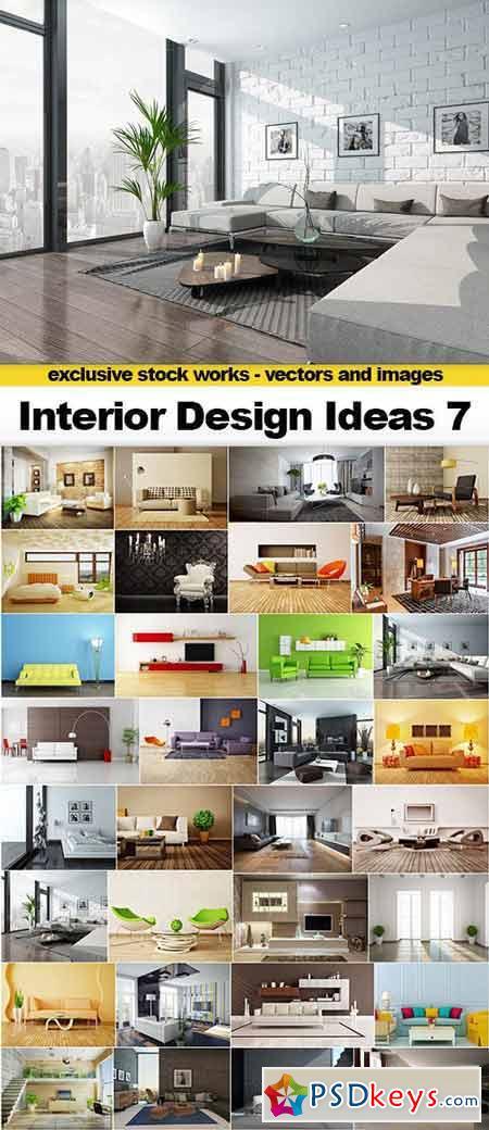 Interior Design Ideas 7 - 32x UHQ JPEG