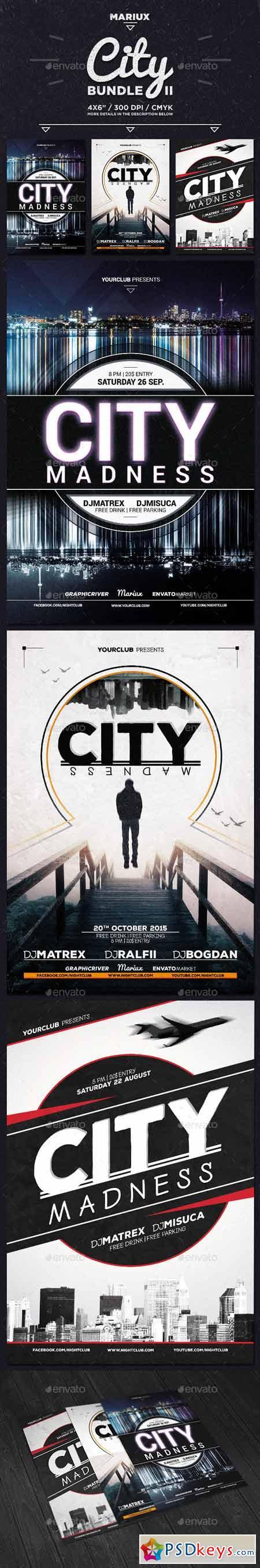 City Flyer Bundle 13178141