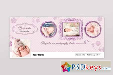 New baby facebook timeline cover 398321