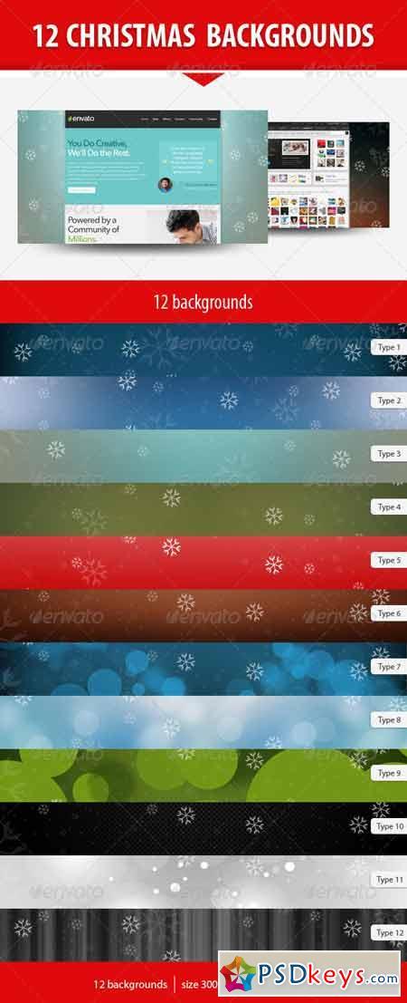 Christmas Backgrounds 6453330