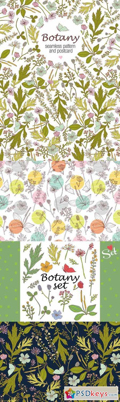 Botany Patterns 367777