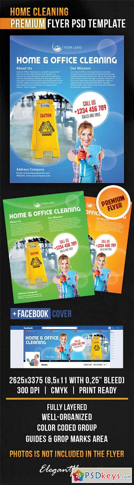 Home Cleaning Flyers Idealstalist