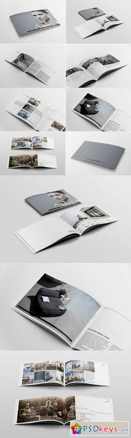 Trend Brochure Template 449569