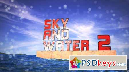 Sky and Water 2 - After Effects Projects