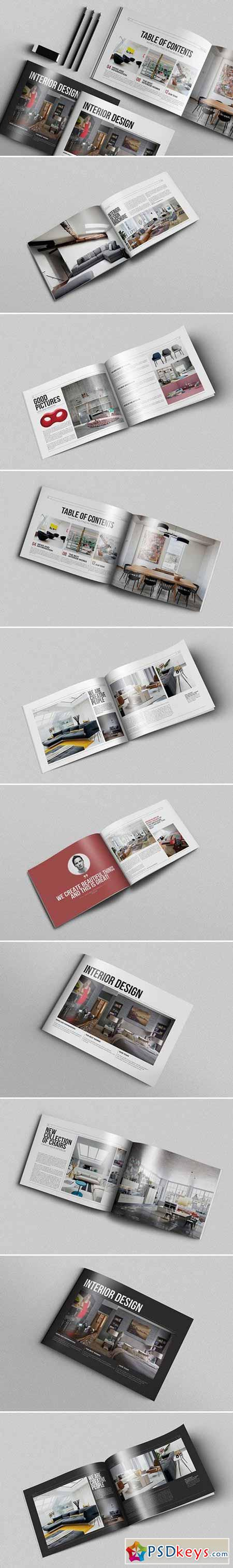 Interior Design Brochure 438269