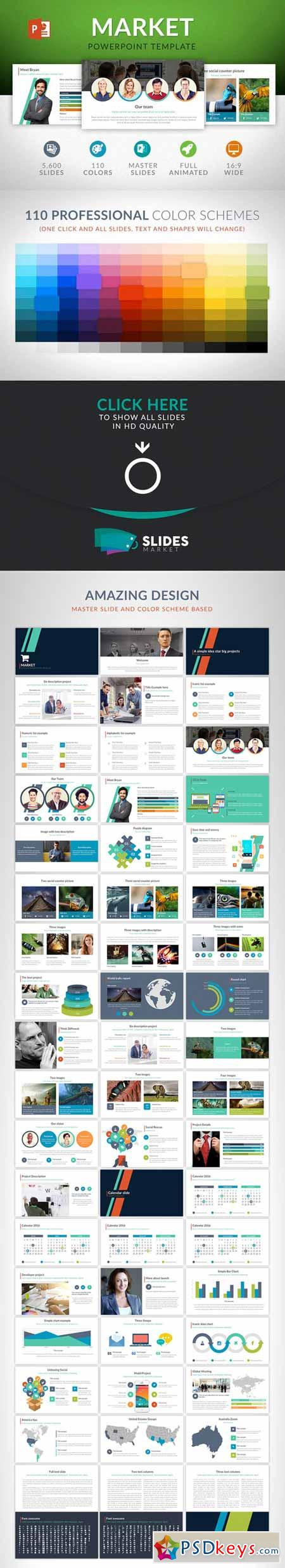 Market powerpoint template 412802 free download for Stock market ppt templates free download