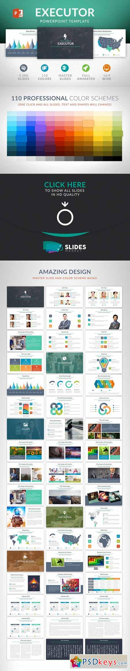 Executor powerpoint template 417475 free download for Powerpoint templates torrents