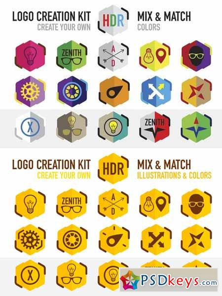 Logo Creation Kit 83414