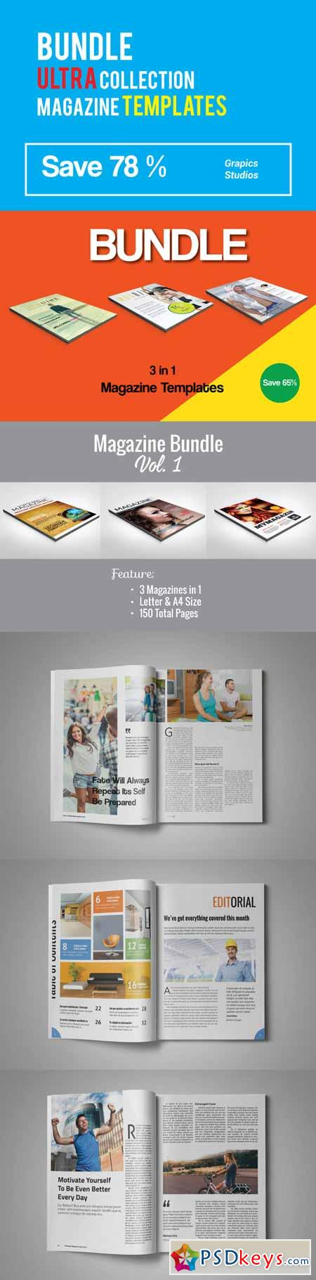 ULTRA Bundle Magazines 457652