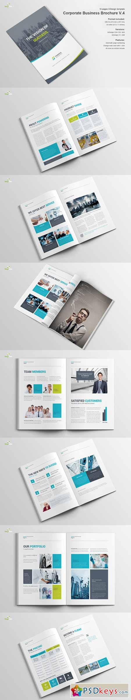 Corporate Business Brochure V.4 456344