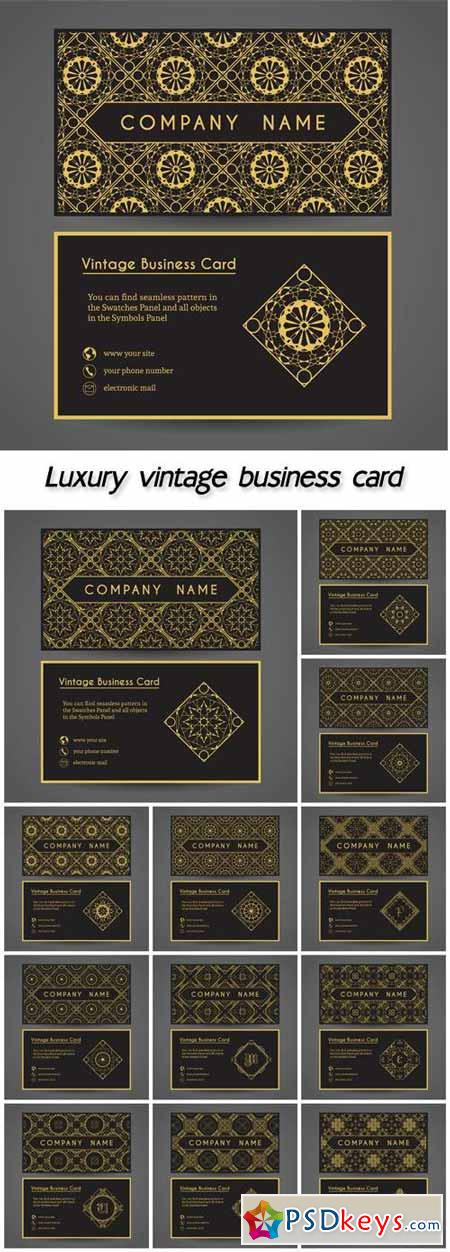 Luxury vintage business card free download photoshop vector stock luxury vintage business card free download photoshop vector stock image via torrent zippyshare from psdkeys reheart Images