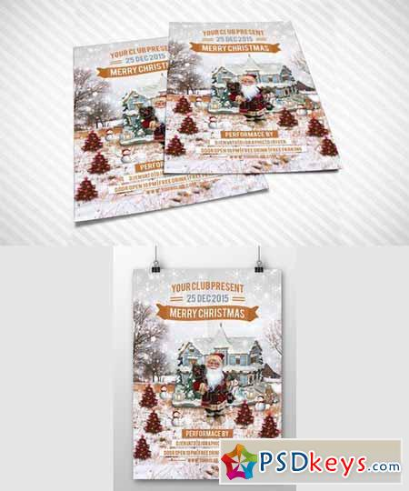 6 Etl Business Requirements Specification Template Reyri: Merry Christmas Flyer 460344 » Free Download Photoshop