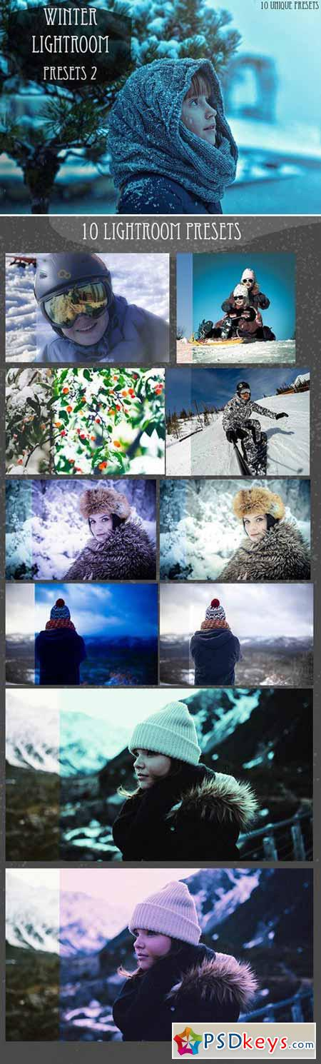 Winter Lightroom Presets 2 465958