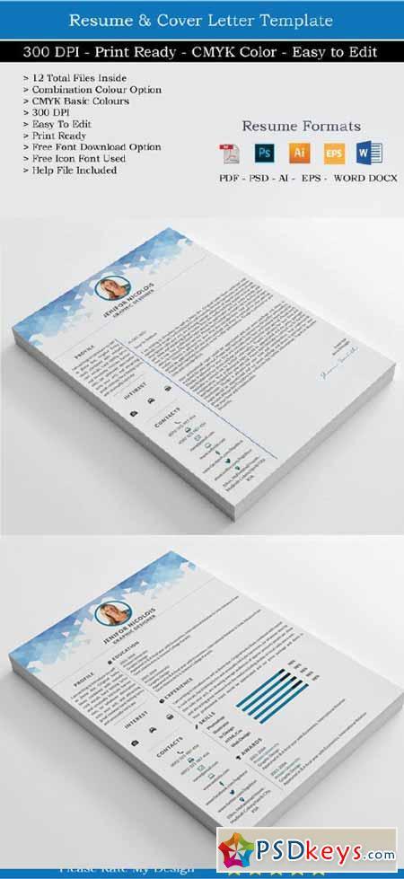 Curriculum Vitae And Cover Letter