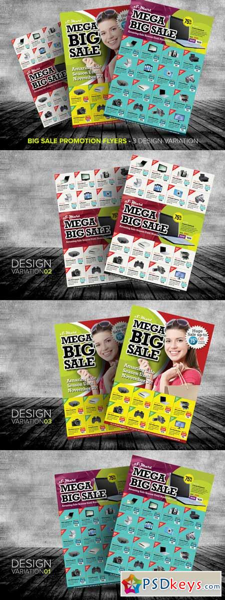 promotion flyer template free