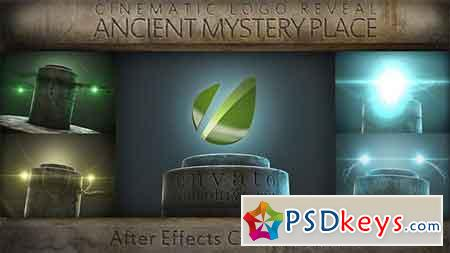 Ancient Mystery Place - Cinematic Logo Reveal - After Effects Projects