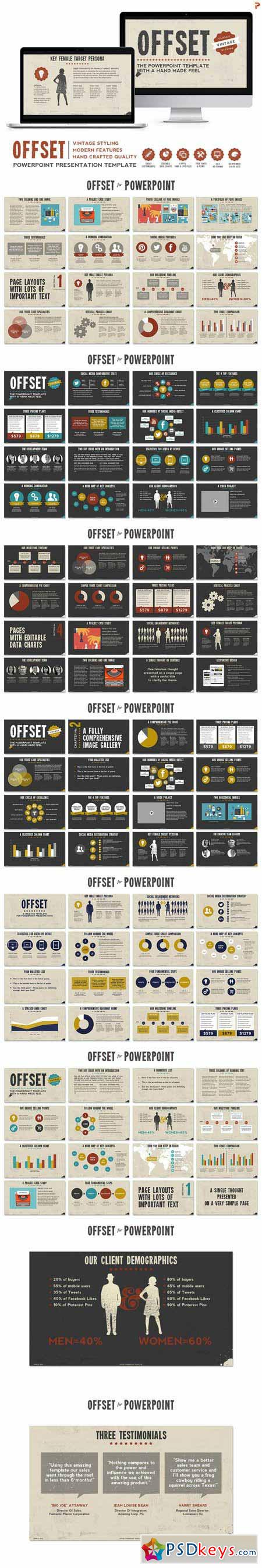Offset Powerpoint Template 471899