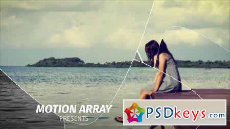 Triangles Photo SlideShow After Effects Template
