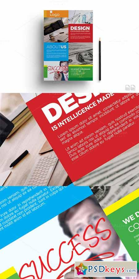 Corporate Flyer A4 - Vol2 474284