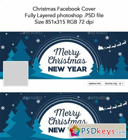 Christmas Facebook Cover 13932019