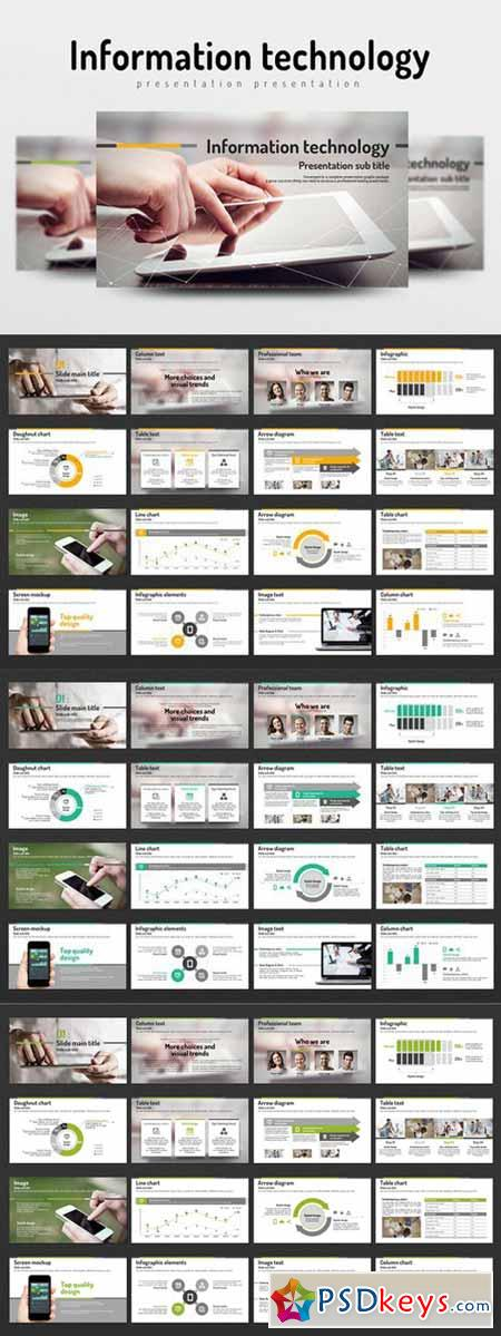 Information technology powerpoint templates 334597 free for Powerpoint templates torrents