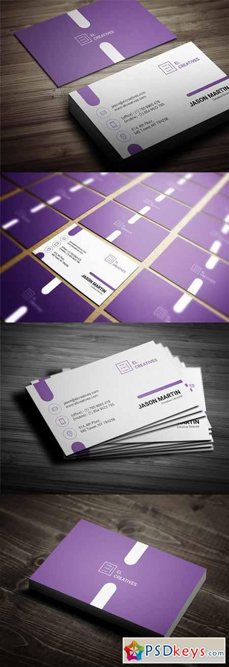 Creative Business Card 478859