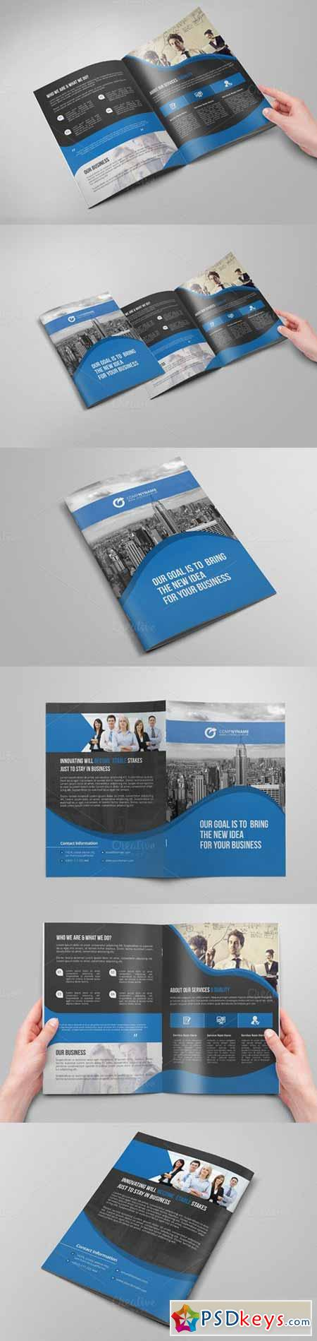 Bi fold brochure template 479080 free download photoshop for Bi fold brochure template illustrator