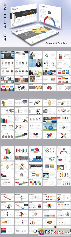 excelsior presentation template 485770 » free download photoshop, Presentation templates