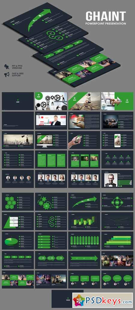 powerpoint templates torrents - ghaint powerpoint template 492984 free download