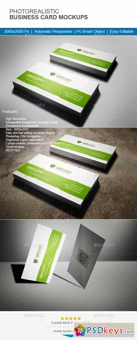Photorealistic business card mock up 11465057 free download photorealistic business card mock up 11465057 colourmoves