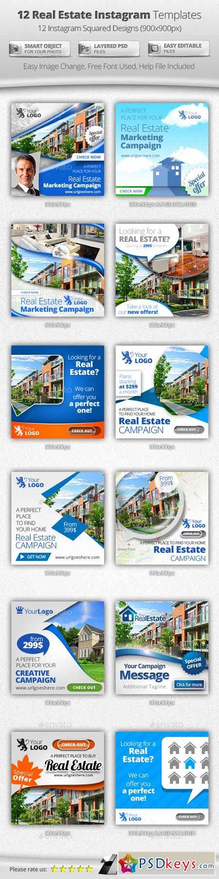 real estate instagram templates  12 real estate instagram templates 11319760