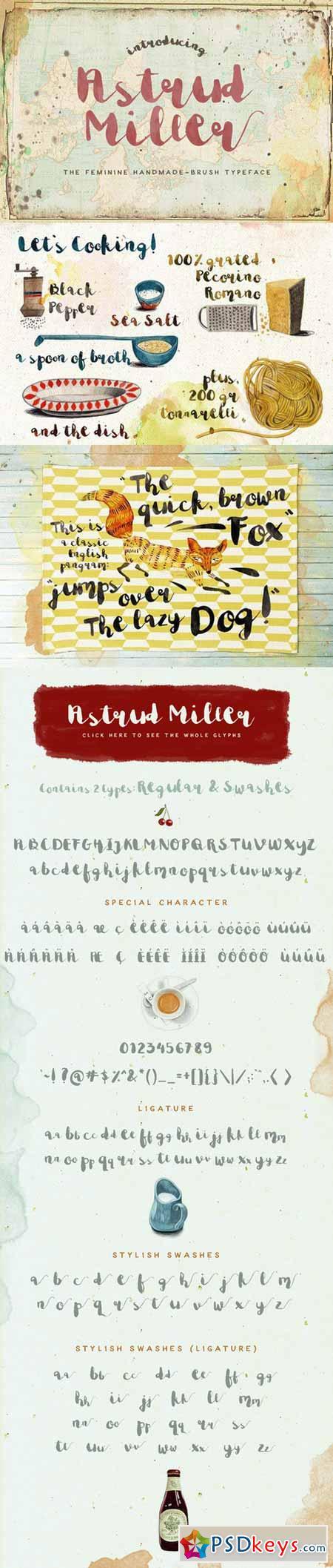 Astrud Miller 510920