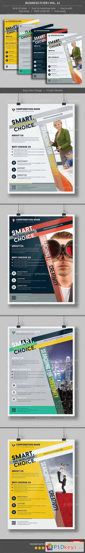 Business Flyer - Volume 01 3875