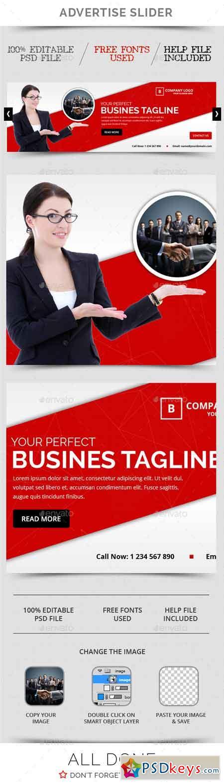 Business Slider V19 11546119