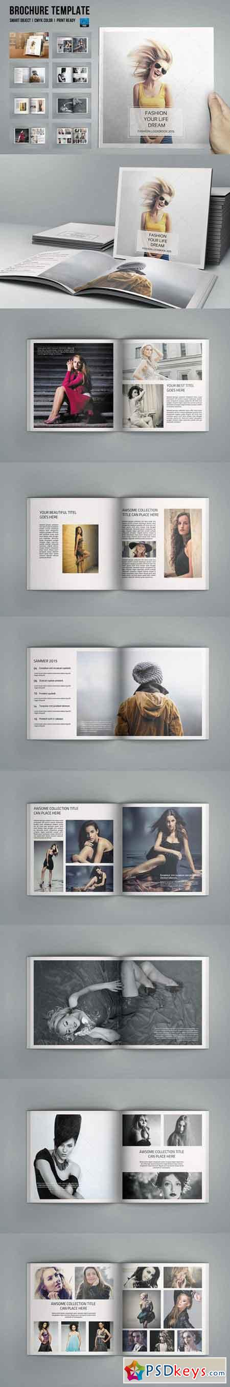 Photography Magazine Template-V327 476528
