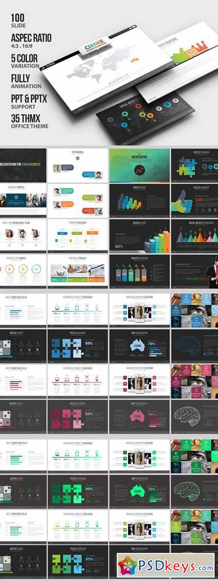 Cianee Business Powerpoint 526984