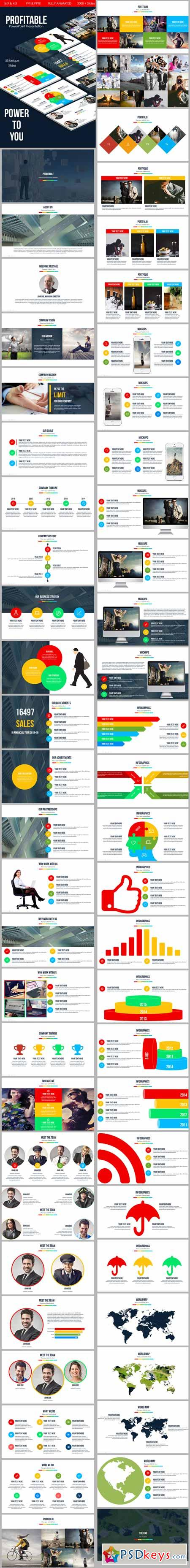 Profitable multipurpose powerpoint template 12736613 free profitable multipurpose powerpoint template 12736613 toneelgroepblik Gallery