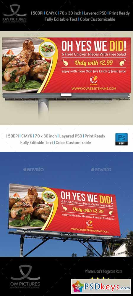 Restaurant Billboard Vol.2 12176217